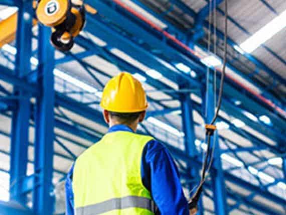 crane service and maintenance